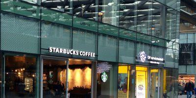 Haags bakkie bij Starbucks Den Haag Centraal