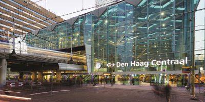 Hotels bij Den Haag Centraal station