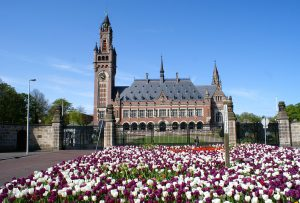 fietstour Den Haag Vredespaleis