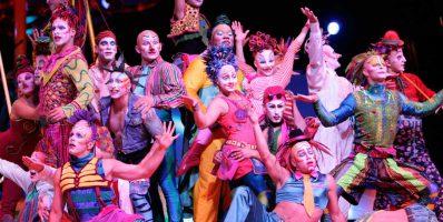 Cirque du soleil naar Den Haag