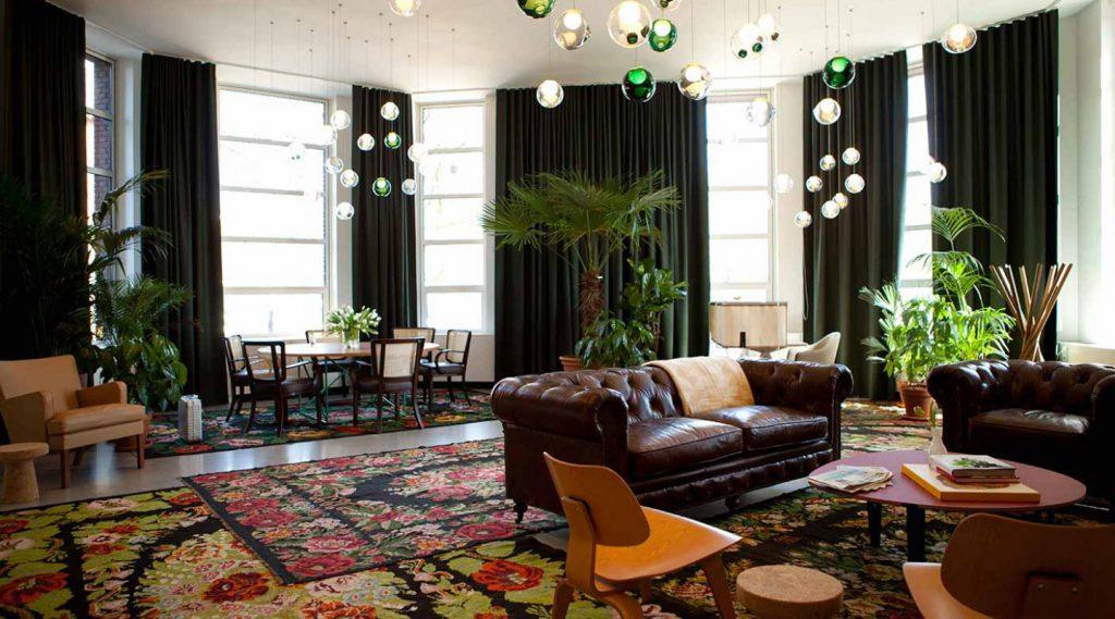 Vergaderruimte Spaces Den Haag