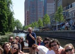Ooievaart Haagse rondvaart