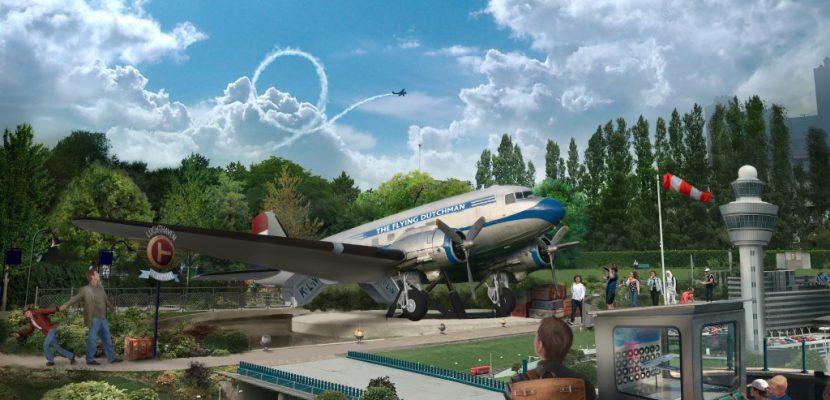 Madurodam flying dutchman