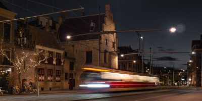 Van Den Haag Centraal naar Scheveningen